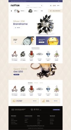 Aktina - Multi-Concept HTML Template #jewelry #shop #website | Web on designer shoes at zappos, designer fashion warehouse, designer shoes for dogs, beer warehouse, costco wholesale warehouse, designer clothes warehouse, brand men's warehouse, appliance parts warehouse,