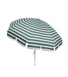 Outdoor Umbrella, 7 1/2 Ft. 8-Rib Conventional - Push-Button Tilt