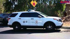LAPD K-9 Unit