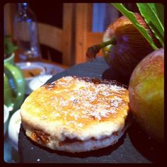 goats cheese apple croustade recipe welsh goat cheese and apple ...