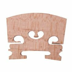 High Quality Violin Bridge 1/4 by Crazy Cart. $2.69. Features:   1.New and high quality   2.This is uncut maple   violin bridge   3.They need to be cut to fit violins   4.Fit for 1/4   violin  Specifications: 1.Material:   maple 2.Size:1.57 x 1.26 inch 3.Weight:2g  Package   incldued: 1 x High Quality Violin Bridge 1/4