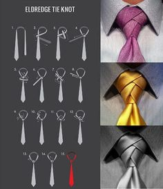 For the classic man, Here's an inspiring tie knot worth trying out.  #NaturalHealthStoreUS #NaturesSunshineProducts #WeightLoss #CarmenRodriguez