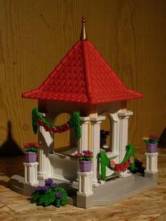 922e17312b4 Lámpara efecto fuego para Playmobil - La mesa del café. Gestietar SL  Gestietar SL · Playmobil · Les constructions