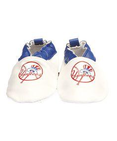 Baby boy Yankee shoes