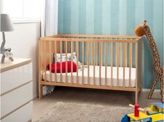 Mocka Aspiring Cot - Like this COT a lot hehe!