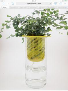 Beatus self watering planter