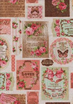 Fat Quarter Paris Influence Vintage Collage Labels Linen Cotton Quilting Fabric Nutex http://www.amazon.co.uk/dp/B0123ZTHKS/ref=cm_sw_r_pi_dp_H8nSvb17FWEPF