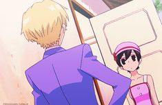 Ouran High School Host Club Twins gif | ouran-school-club-gif-mignon-big.gif
