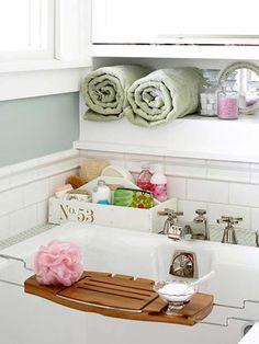 20 Bathroom Storage Ideas   SocialCafe Magazine