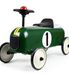 Ride-on racer in Green