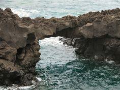 Lava Bridge