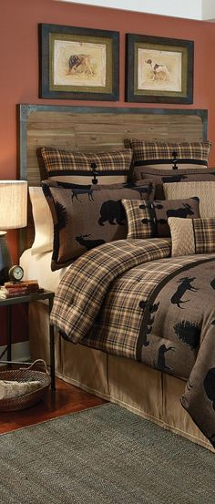 Croscill Rustic Bedding