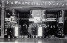 Worthing Woolworths 1930