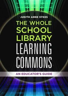 Introduce your teachers, librarians, and administrators to the roles and responsibilities of educators in advocating a whole school library learning commons using this step-by-step guide for creating School Library Lessons, School Library Design, Elementary Library, School Libraries, Teacher Librarian, My Teacher, Library Plan, Children's Library, Library Ideas