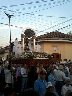 Procesión de San Benito de Palermo en León