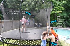 Win a Springfree Trampoline with tgoma, valued at approx. $2,800!
