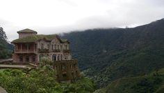 Hotel El Salto, en Colombia. (Foto: flickr)