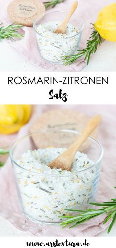 Rosemary Lemons salt-Rosmarin-Zitronen Salz Rosemary Lemons You can easily make salt yourself. Homemade herbal salt is a great DIY gift and souvenir for the summer. Gifts from the kitchen – make salt yourself – to the recipe Salt - Creme Fraiche, Tortilla Chips, Nutella, Oreo, Lemon Salt, Diy Blog, The Thing Is, Food Blogs, Gourmet Recipes