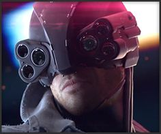 CD Projekt RED's Cyberpunk 2077 is about a police force in the year 2077 that takes down people whose overuse of artificial enhancements on their body has Cyberpunk Games, Cyberpunk 2077, Cultura Nerd, Future Soldier, Cosplay Armor, Cyberpunk Fashion, Shadowrun, Retro Futurism, Sci Fi Art
