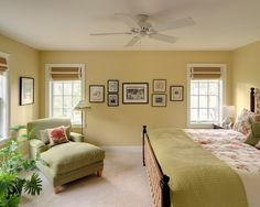 Traditional Bedroom Guestroom Design, Pictures, Remodel, Decor and Ideas - page 4