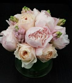 A calming pink piece is a wonderful surprise for someone recovering in the hospital. We have flower deliver to all NYC area hospitals