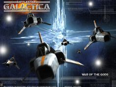 Battlestar Galactica Wallpaper 03