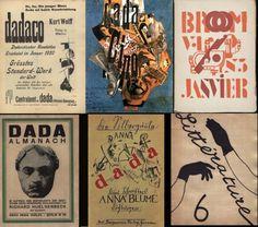 Various Dada Periodicals