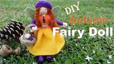 Autumn Fairy, Fairy Dolls, Fall Diy, Christmas Ornaments, Holiday Decor, Christmas Jewelry, Christmas Decorations, Christmas Decor