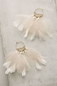 Shop the Feathered Tulle Earrings and more Anthropologie at Anthropologie today. Read customer reviews, discover product details and more.