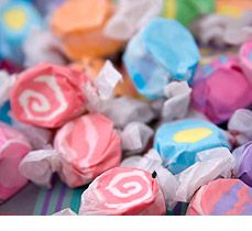 It's a sweet and lucky day! Enjoy National Taffy Day and have a great week. #nationaltaffyday #foodielife