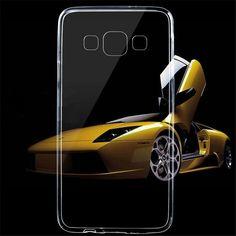 Transparan Batal TPU Kasus lembut Untuk Samsung Galaxy J1 J2 J3 J5 J7 E5 E7 A3 A5 A7 A8 A9 2016 Catatan 7 Penutup Silikon Gel Tas Telepon