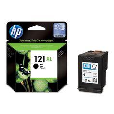 HP CC641HE 121XL Black Ink Cartridge
