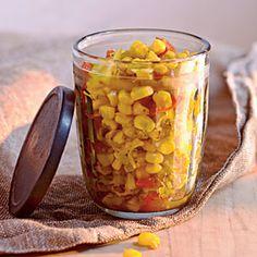 Sweet Corn Relish Recipe   MyRecipes.com Mobile