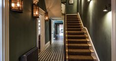 The refurbishment of a Grade II listed townhouse hotel in Cheltenham was completed just in time for the town's major annual race festival.