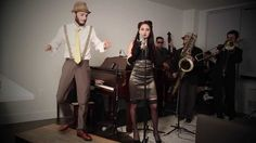 Just (Tap) Dance - Vintage 1940's Jazz Lady Gaga Cover (+playlist)