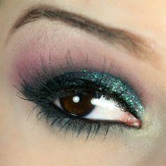 maquiagem-colorida-passo-a-passo : via Tudo Make – Maior blog de maquiagem, beleza e tutoriais de Curitiba.