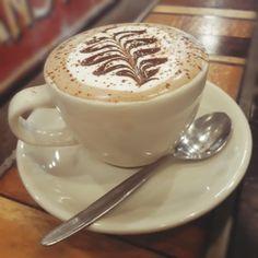 Eat my crispy crema and frothy mocha #coffee #cafe #espresso #photography #coffeeaddict #yummy #barista