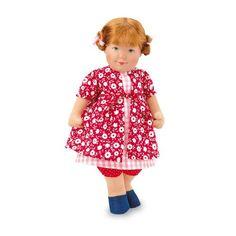 """doll/Puppe Kathe Kruse Käthe Kruse Puppe Kikou """"Paula"""" Pink (Puppe nicht mehr wirklich erhältlich)"""