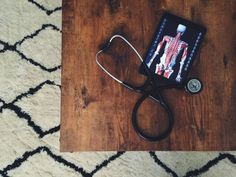 The First Week of Medical School - Stethoscopes, Simplicity & Syrah