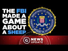 The FBI Made a Game About Violent Extremism Starring a Sheep - GS News U...
