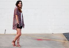Style DIY: The Kimono - Verily
