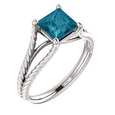 Cathedral-Style Ring