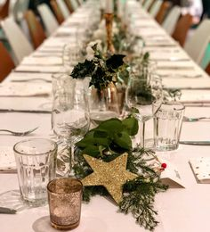 styling av festbord  og event jul