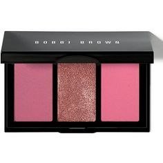 Bobbi Brown  Cheek Palette ($45) ❤ liked on Polyvore featuring beauty products, makeup, beauty, berry, bobbi brown cosmetics, blender brush, blending brush, palette makeup and highlight makeup