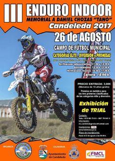 TietarTeVe en Gredos: 26 Agosto: III Enduro Indoor en Candeleda