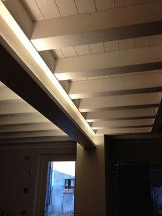Soffitto ad illuminazione indiretta - Vieffe Impianti
