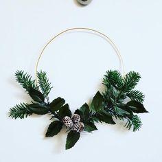 Hygge, Lagom és a többi ma divatos szó Nordic Style, Hygge, Christmas Decorations, Xmas, Wreaths, Door Wreaths, Christmas, Navidad, Noel