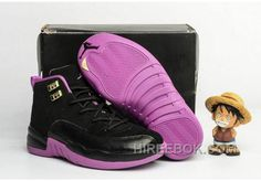 "http://www.hireebok.com/2017-kids-air-jordan-12-hyper-violet-for-sale-tkdmh.html 2017 KIDS AIR JORDAN 12 ""HYPER VIOLET"" FOR SALE TKDMH : $78.00"
