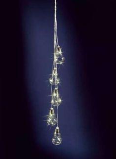 Glühbirnen mit LED's für innen