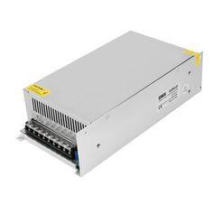 24V 25A Switching power supply Driver For LED Light Strip Display AC100-240V 50/60Hz Excellent For LED lightening #Affiliate